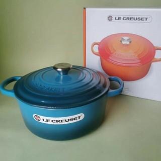ストウブ(STAUB)の【新品未使用】24cm 鋳鉄STAUBエナメル鍋(調理道具/製菓道具)