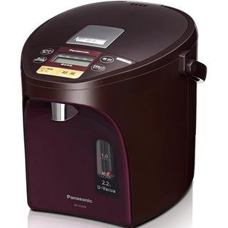 パナソニック(Panasonic)のパナソニック 電気ポット 2.2L 真空断熱 省エネ保温 お好み温度調節 NC-(電気ポット)