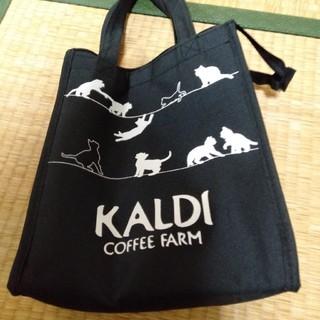カルディ(KALDI)のKALDI ネコバッグ(その他)