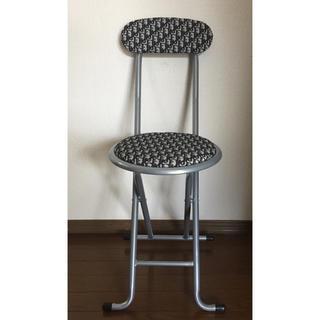 クリスチャンディオール(Christian Dior)のchristian dior custom chair navy(折り畳みイス)
