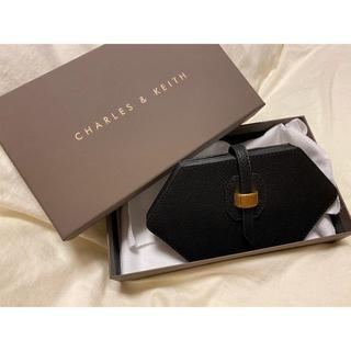 チャールズアンドキース(Charles and Keith)のカードケース(財布)