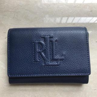 ラルフローレン(Ralph Lauren)の【未使用品】ローレン ラルフローレン カードケース・財布(財布)