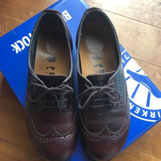 ビルケンシュトック(BIRKENSTOCK)のビルケンシュトック ララミー 36(ローファー/革靴)