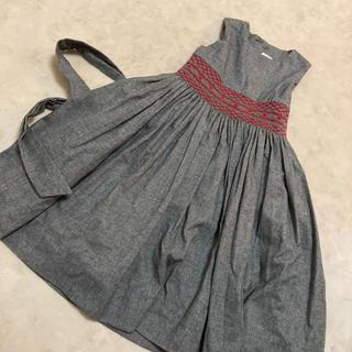 ボンポワン(Bonpoint)のアナフィー ジャンパースカート(スカート)