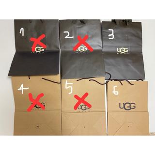 アグ(UGG)の未使用♫uggショップ袋♫(ショップ袋)