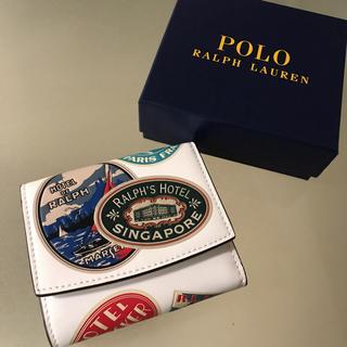 ポロラルフローレン(POLO RALPH LAUREN)の最終値下げ!新品! ポロラルフローレン 二つ折り財布(財布)