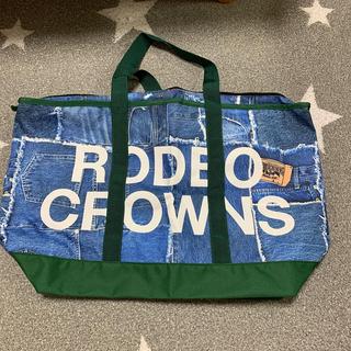 ロデオクラウンズワイドボウル(RODEO CROWNS WIDE BOWL)のロデオ カバン(トートバッグ)