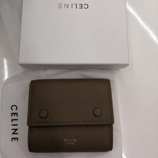 セリーヌ(celine)の超人気 Celineセリーヌ 三つ折り財布(財布)