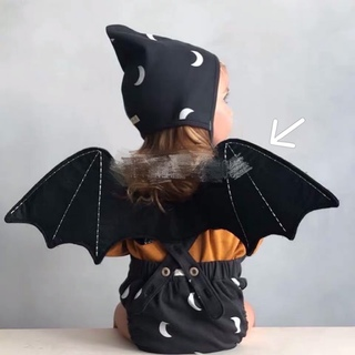 ★美品★ ハロウィン コスプレ ベビー キッズ 子供 つばさ 悪魔 インスタ映え(その他)