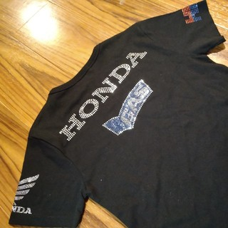 GAS - GAS HONDA Tシャツ