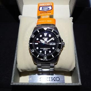 セイコー(SEIKO)のセイコー5スポーツ SNZF17J1 カスタム MOD 国産モデル 自動巻き (腕時計(アナログ))