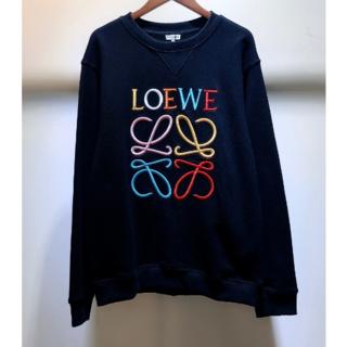 ロエベ(LOEWE)のLOEWE ロエベ トレーナー 刺繍 男女兼用(トレーナー/スウェット)