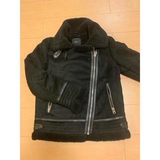 ザラ(ZARA)のジャケット(ムートンコート)