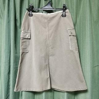 ミッシェルクラン(MICHEL KLEIN)のスカート ミッシェルクラン(ひざ丈スカート)