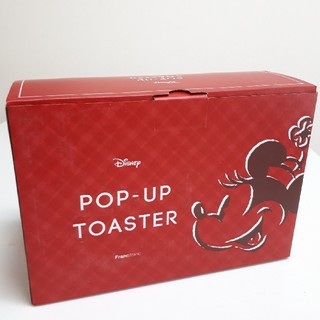 ディズニー(Disney)のDisney ポップアップ トースター(調理機器)