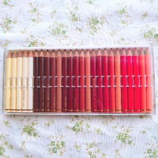 フェリシモ(FELISSIMO)の色鉛筆 フェリシモ 25色 茶系(色鉛筆)