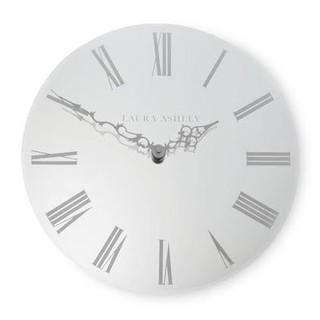 ローラアシュレイ(LAURA ASHLEY)のローラアシュレイ 壁掛け時計 ミラー クロック(掛時計/柱時計)