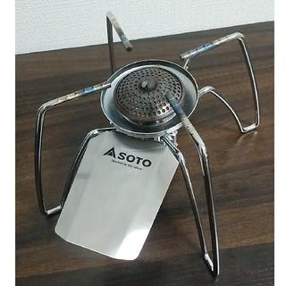 シンフジパートナー(新富士バーナー)のSOTO レギュレーターストーブ ST-310(ストーブ/コンロ)