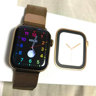 アップル(Apple)の40mm Apple Watch series4★GPS+Cellular(腕時計)