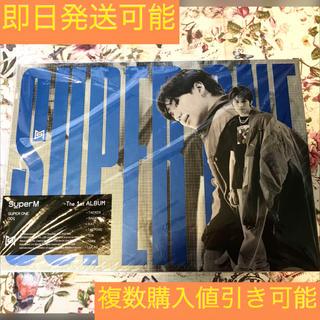 シャイニー(SHINee)のSuperM テミン テヨン CD unit A ver 新品 スーパーエム(K-POP/アジア)