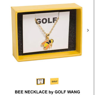 Supreme - BEE NECKLACE by GOLF WANG ゴルフワン ネックレス