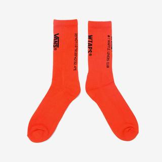 ダブルタップス(W)taps)の新品 Wtaps Vans Combine Socks ソックス L(ソックス)