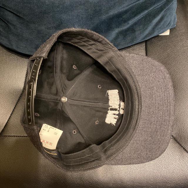 UNDERCOVER(アンダーカバー)の本物アンダーカバーFREEキャップUNDERCOVERメンズTOKYOハットL3 メンズの帽子(キャップ)の商品写真