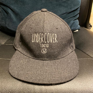 アンダーカバー(UNDERCOVER)の本物アンダーカバーFREEキャップUNDERCOVERメンズTOKYOハットL3(キャップ)