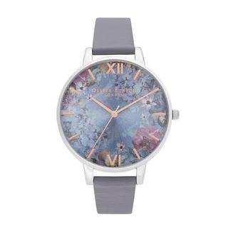 バートン(BURTON)のオリビアバートンアンダーザシーシルバーベルト付き(腕時計)