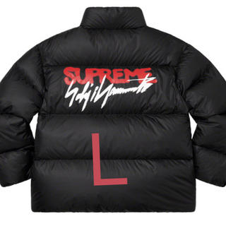 ヨウジヤマモト(Yohji Yamamoto)のSupreme Yohji Yamamoto Down Jacket L(ダウンジャケット)