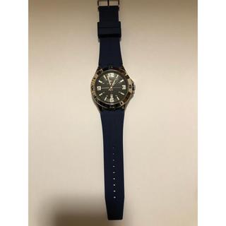 トミーヒルフィガー(TOMMY HILFIGER)のトミーフィールガーの時計メンズ ネイビー(腕時計(アナログ))