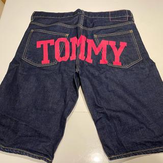 トミー(TOMMY)のTommy デニムハーフパンツ(ショートパンツ)