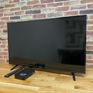 アイリスオーヤマ(アイリスオーヤマ)の2019年製! 40V型 液晶テレビ 40FB10P フルハイビジョン HDD付(ディスプレイ)