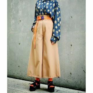 ロイスクレヨン(Lois CRAYON)のアンドエルシー &ellecy ボリュームパンツ 秋冬 ロイスクレヨン(カジュアルパンツ)