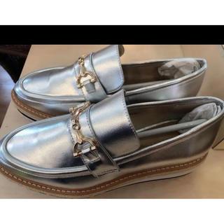 マーキュリーデュオ(MERCURYDUO)の厚底ローファー(ローファー/革靴)