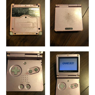 ゲームボーイアドバンス(ゲームボーイアドバンス)の値段交渉可◎ゲームボーイアドバンスSP(携帯用ゲーム機本体)