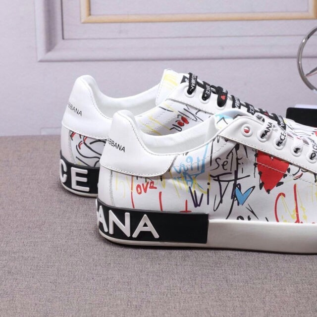 DOLCE&GABBANA(ドルチェアンドガッバーナ)のDOLCE&GABBANA靴/シューズ スニーカー メンズの靴/シューズ(スニーカー)の商品写真