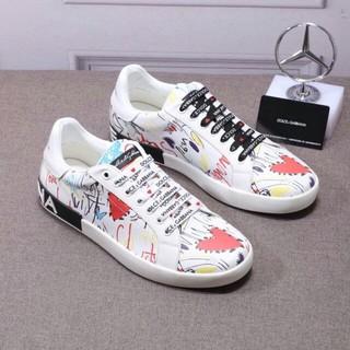 ドルチェアンドガッバーナ(DOLCE&GABBANA)のDOLCE&GABBANA靴/シューズ スニーカー(スニーカー)
