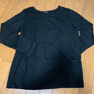ニシマツヤ(西松屋)の授乳口付き長袖Tシャツ(マタニティトップス)