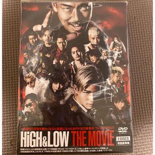 エグザイル トライブ(EXILE TRIBE)のHiGH & LOW THE MOVIE(初回豪華盤) DVD(日本映画)