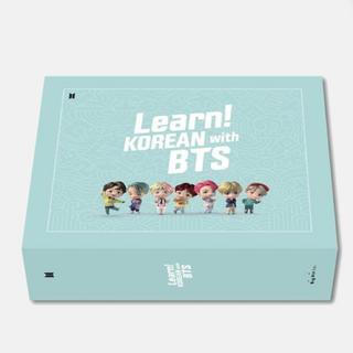 ボウダンショウネンダン(防弾少年団(BTS))のLearn! KOREAN with BTS Book Package(語学/参考書)