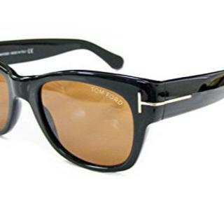 トムフォード(TOM FORD)のTOMFORD TF0058 0B5 CARY ブラック サングラス(サングラス/メガネ)