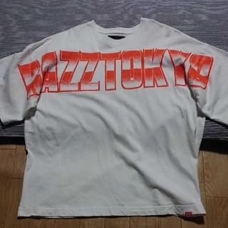 フリークスストア(FREAK'S STORE)のRAZZ TOKYO ラズ ビッグシルエット Tシャツ(Tシャツ/カットソー(半袖/袖なし))
