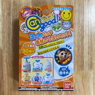 バンダイ(BANDAI)のcanバッチgood! 3cmバッチ素材いっぱいセット! (各種パーツ)