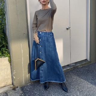 アメリヴィンテージ(Ameri VINTAGE)のMINIMAL LONG TEE ロンT(Tシャツ(長袖/七分))