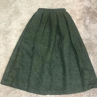 ツルバイマリコオイカワ(TSURU by Mariko Oikawa)のスカート  ロングスカート  ツルバイマリコオイカワ (ロングスカート)