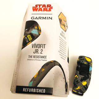 ガーミン(GARMIN)の【正規品】GARMIN(ガーミン)STAR WARS キッズ向けスマートウォッチ(腕時計(デジタル))