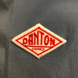 ダントン(DANTON)のダントン  ナイロンストレッチタフタベスト (ステンカラーコート)