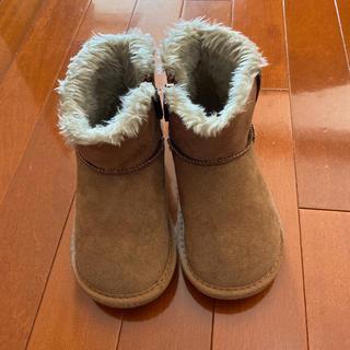 ミキハウス(mikihouse)のミキハウス ムートン ブーツ 18cm(ブーツ)