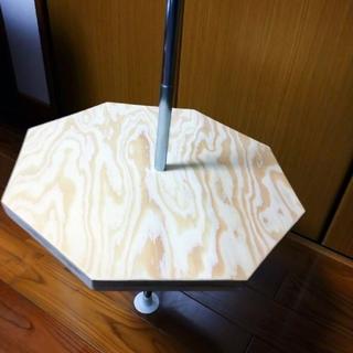 ドッペルギャンガー(DOPPELGANGER)の針葉樹合板 オクタゴンテーブル DOD サーカス コールマン 各種サイズ各種可能(テーブル/チェア)